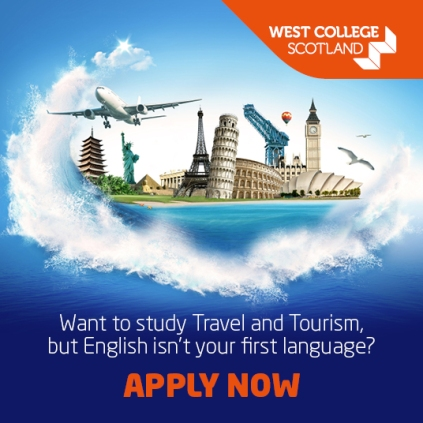 ESOL Plus Travel and Tourism - Social Media