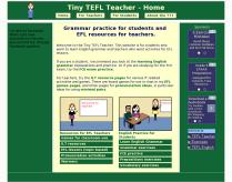 Tiny TEFL Teacher