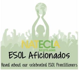 ESOL Aficionado Logo